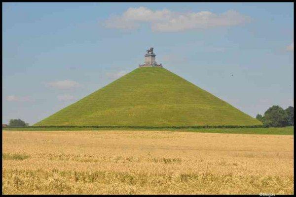 Champ de Bataille de Waterloo (Бельгия) by Magon